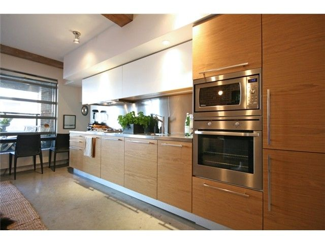 """Photo 5: Photos: 106 388 W 1ST Avenue in Vancouver: False Creek Condo for sale in """"The Exchange"""" (Vancouver West)  : MLS®# V1115202"""