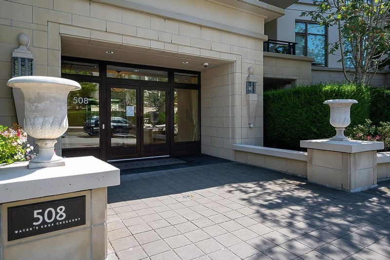 FEATURED LISTING: 300 - 508 WATERS EDGE Crescent West Vancouver