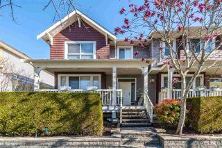 """Photo 1: 55 5999 ANDREWS Road in Richmond: Steveston South Townhouse for sale in """"RIVER WIND"""" : MLS®# R2571420"""
