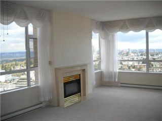 """Photo 2: 2301 6521 BONSOR Avenue in Burnaby: Metrotown Condo for sale in """"SYMPHONY 1"""" (Burnaby South)  : MLS®# V885133"""