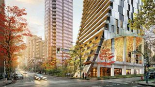 """Photo 9: 2404 1550 ALBERNI Street in Vancouver: West End VW Condo for sale in """"Alberni by Kengo Kuma"""" (Vancouver West)  : MLS®# R2581583"""