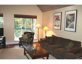 """Photo 1: 103 4865 PAINTED CLIFF Drive: Whistler Townhouse for sale in """"SNOWBIRD"""" : MLS®# V789469"""