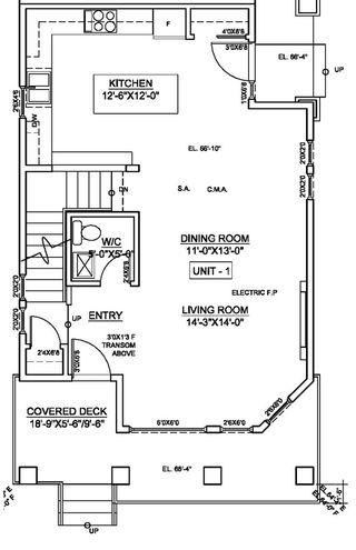 Photo 6: 1 635 GAUTHIER Avenue in Coquitlam: Coquitlam West 1/2 Duplex for sale : MLS®# R2183959