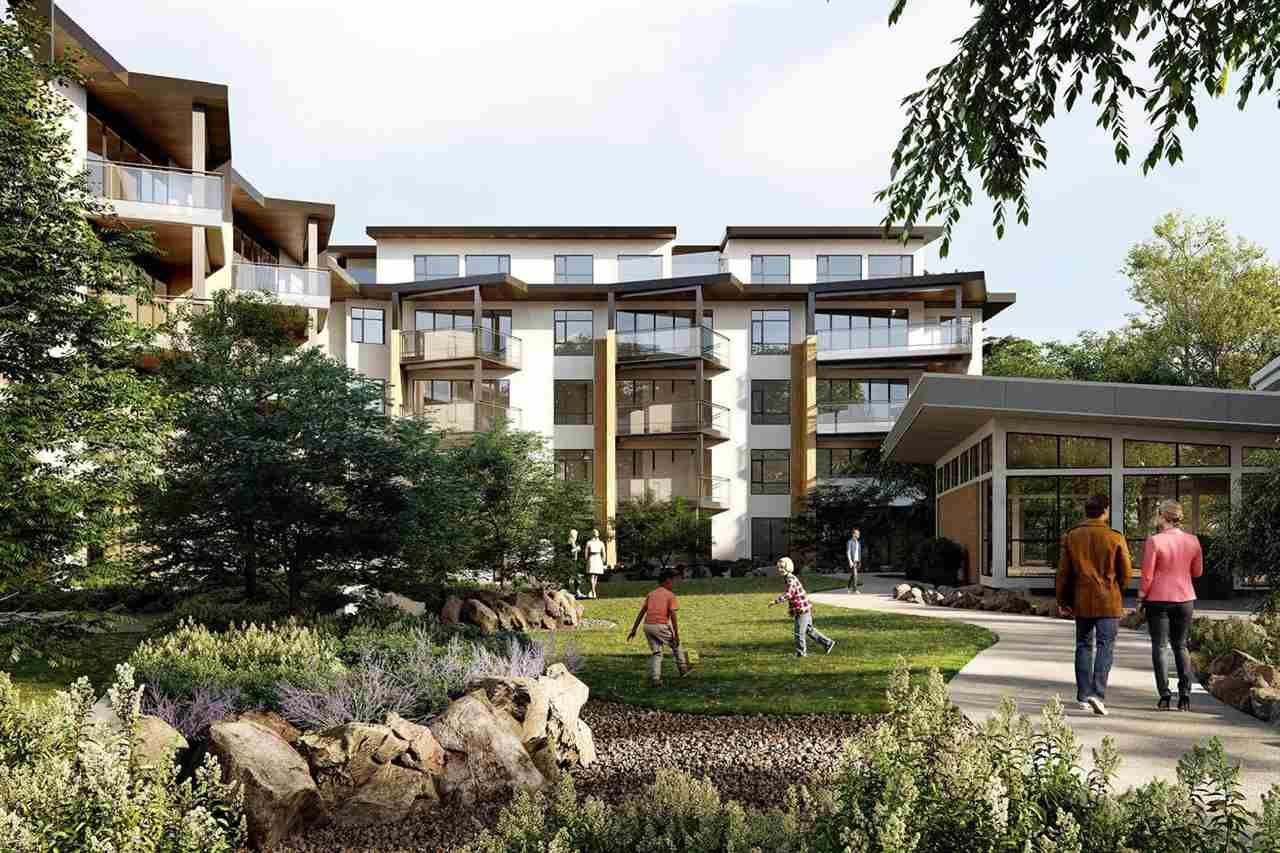 Main Photo: 312 300 SALTER Street in New Westminster: Queensborough Condo for sale : MLS®# R2577503