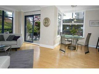 "Photo 10: # 101 1725 BALSAM ST in Vancouver: Kitsilano Condo for sale in ""BALSAM HOUSE"" (Vancouver West)  : MLS®# V968732"