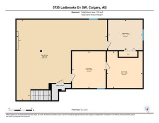 Photo 34: 5735 LADBROOKE DR SW in Calgary: Lakeview House for sale : MLS®# C4273443