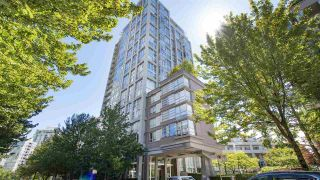 Photo 1: 606 1228 MARINASIDE CRESCENT in Vancouver: Yaletown Condo for sale (Vancouver West)  : MLS®# R2316104