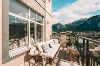 """Photo 20: 520 1211 VILLAGE GREEN Way in Squamish: Downtown SQ Condo for sale in """"Rockcliff"""" : MLS®# R2560335"""