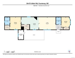 Photo 31: 39 4714 Muir Rd in Courtenay: CV Courtenay East Manufactured Home for sale (Comox Valley)  : MLS®# 882524