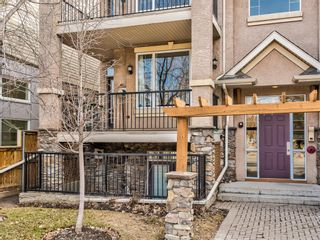 Photo 2: 101 824 10 Street NW in Calgary: Sunnyside Apartment for sale : MLS®# A1093356