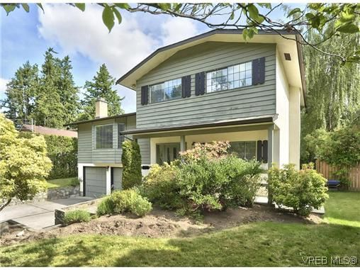 Main Photo: 460 Dressler Rd in VICTORIA: Co Wishart South House for sale (Colwood)  : MLS®# 609304