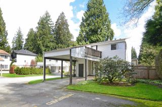 """Photo 1: 2 2986 COAST MERIDIAN Road in Port Coquitlam: Birchland Manor Townhouse for sale in """"MERIDIAN GARDENS"""" : MLS®# R2171375"""
