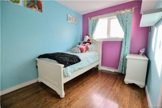 Photo 12: 11 Pitcairn Place in Winnipeg: Windsor Park Residential for sale (2G)  : MLS®# 1802937