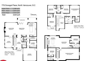 Photo 13: 779 Donegal Place in North Vancouver: Delbrook House for sale : MLS®# R2546750