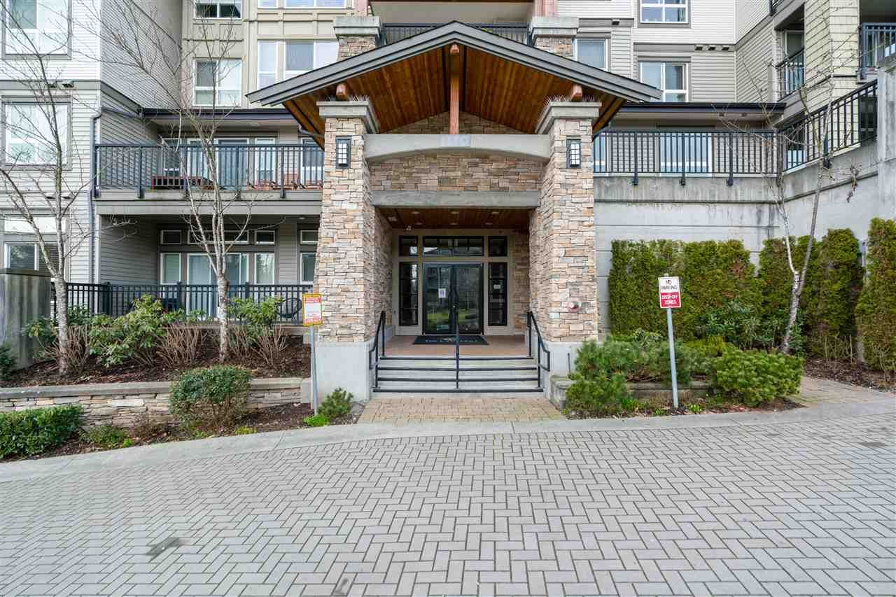 """Main Photo: 413 1330 GENEST Way in Coquitlam: Westwood Plateau Condo for sale in """"THE LANTERNS"""" : MLS®# R2548112"""