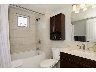 """Photo 10: 213 643 W 7TH Avenue in Vancouver: Fairview VW Townhouse for sale in """"THE COURTYARDS"""" (Vancouver West)  : MLS®# V1059098"""