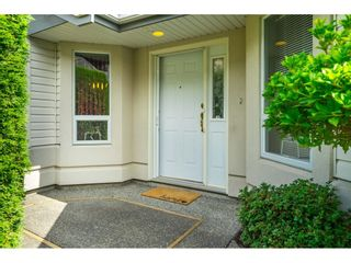 """Photo 5: 115 31406 UPPER MACLURE Road in Abbotsford: Abbotsford West Townhouse for sale in """"Ellwood Estates"""" : MLS®# R2610361"""