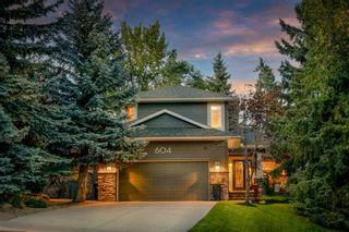 Main Photo: 604 Britannia Drive SW in Calgary: Elboya Detached for sale : MLS®# A1143355