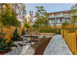 """Photo 12: 50 23651 132ND Avenue in Maple Ridge: Silver Valley Townhouse for sale in """"MYRON'S MUSE AT SILVER VALLEY"""" : MLS®# V1131932"""
