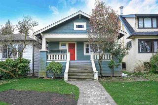Photo 1: 3542 W 16TH Avenue in Vancouver: Dunbar House for sale (Vancouver West)  : MLS®# R2558093