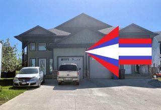 Main Photo: 10413 109 Street in Fort St. John: Fort St. John - City NW 1/2 Duplex for sale (Fort St. John (Zone 60))  : MLS®# R2542032