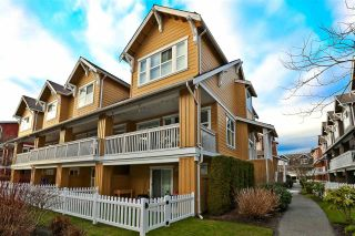 "Photo 1: 19 3088 FRANCIS Road in Richmond: Seafair Townhouse for sale in ""SEAFAIR WEST"" : MLS®# R2243750"