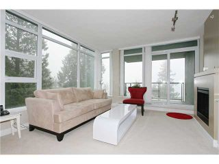 "Photo 2: #601 9188 UNIVERSITY CR in Burnaby: Simon Fraser Univer. Condo for sale in ""ALTAIRE"" (Burnaby North)  : MLS®# V851442"