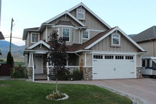Main Photo: 8920 Badger Drive in Kamloops: Campbell Creek House for sale : MLS®# 118062