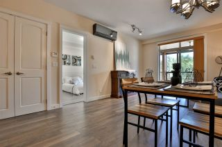"""Photo 4: A307 20716 WILLOUGHBY TOWN CENTRE Drive in Langley: Willoughby Heights Condo for sale in """"Yorkson Downs"""" : MLS®# R2476051"""