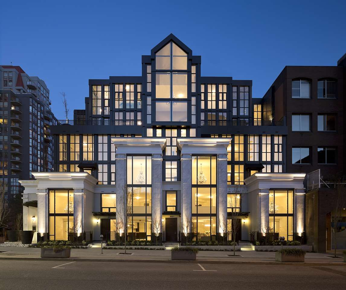 Main Photo: 301 1102 HORNBY STREET in Vancouver: Downtown VW Condo for sale (Vancouver West)  : MLS®# R2599140