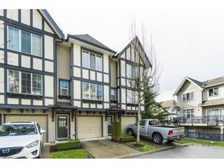 "Photo 1: 12 20875 80 Avenue in Langley: Willoughby Heights Townhouse for sale in ""Pepperwood"" : MLS®# R2445777"
