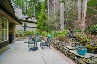 """Photo 37: 38 1550 LARKHALL Crescent in North Vancouver: Northlands Townhouse for sale in """"Nahanee Woods"""" : MLS®# R2545502"""