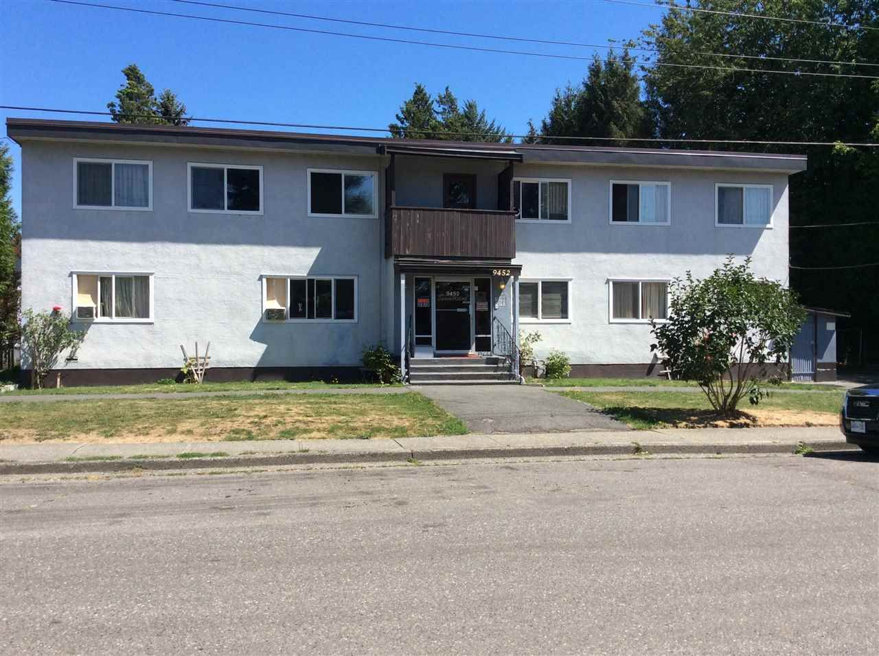 Main Photo: 9452 FLETCHER Street in Chilliwack: Chilliwack N Yale-Well Commercial for sale : MLS®# C8000896