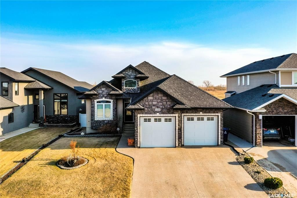 Main Photo: 604 Stone Terrace in Martensville: Residential for sale : MLS®# SK850718