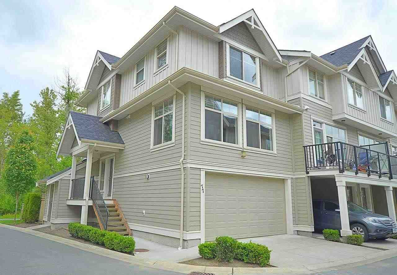 """Main Photo: 77 19525 73 Avenue in Surrey: Clayton Townhouse for sale in """"UPTOWN"""" (Cloverdale)  : MLS®# R2177575"""