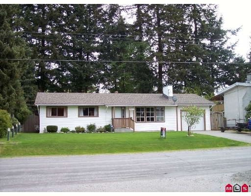 Main Photo: 2158 BEAVER Street in Abbotsford: Abbotsford West House for sale : MLS®# F2909716