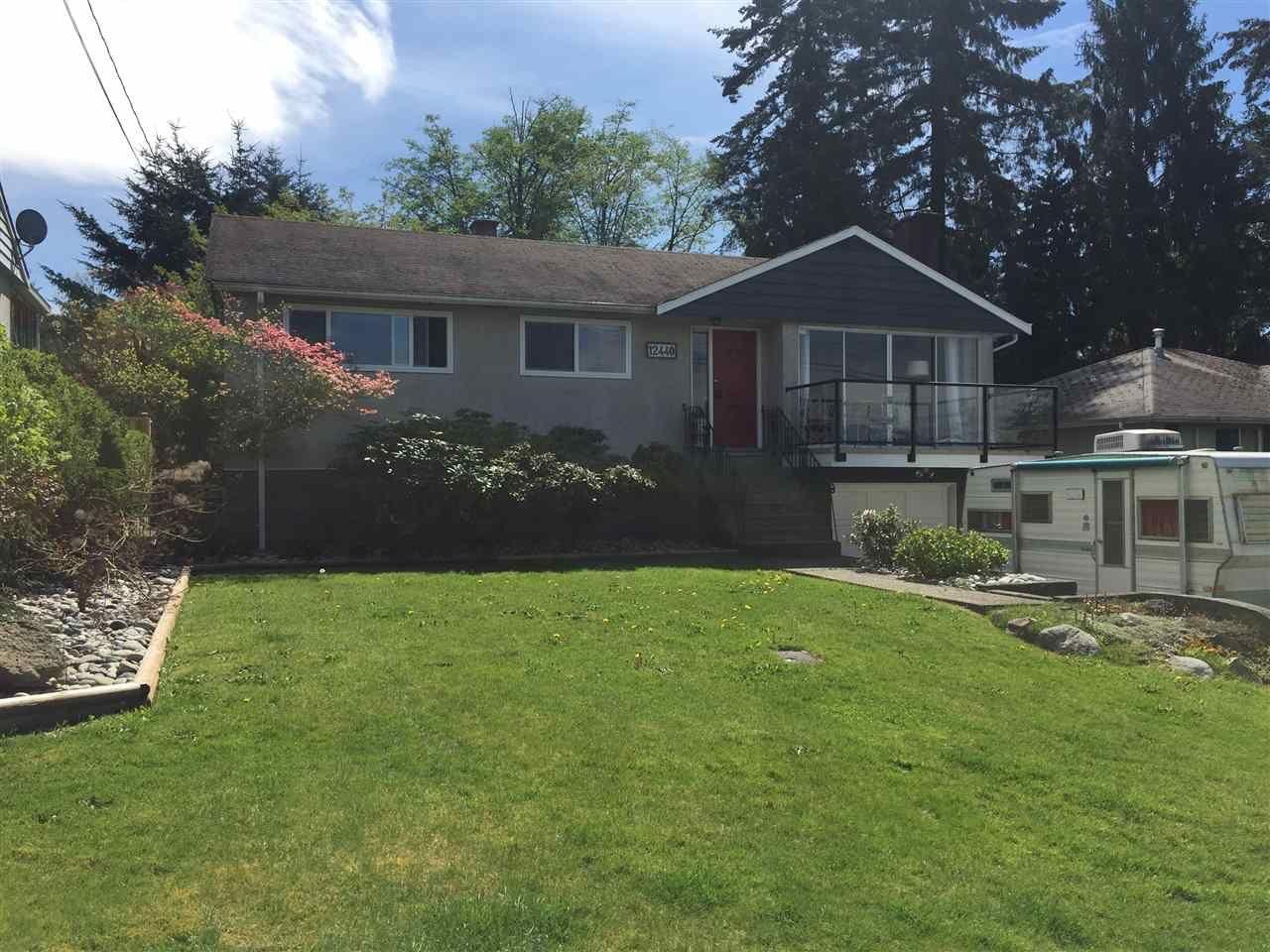 Main Photo: 12440 102 Avenue in Surrey: Cedar Hills House for sale (North Surrey)  : MLS®# R2162968
