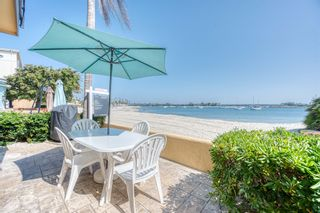 Photo 1: MISSION BEACH Condo for sale : 2 bedrooms : 2808 Bayside Walk #A in San Diego