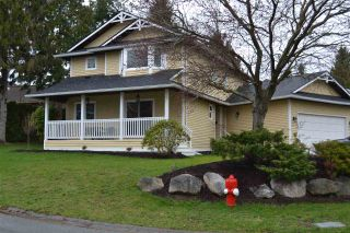 """Photo 1: 1247 161A Street in Surrey: King George Corridor House for sale in """"Meridian Park"""" (South Surrey White Rock)  : MLS®# R2149544"""