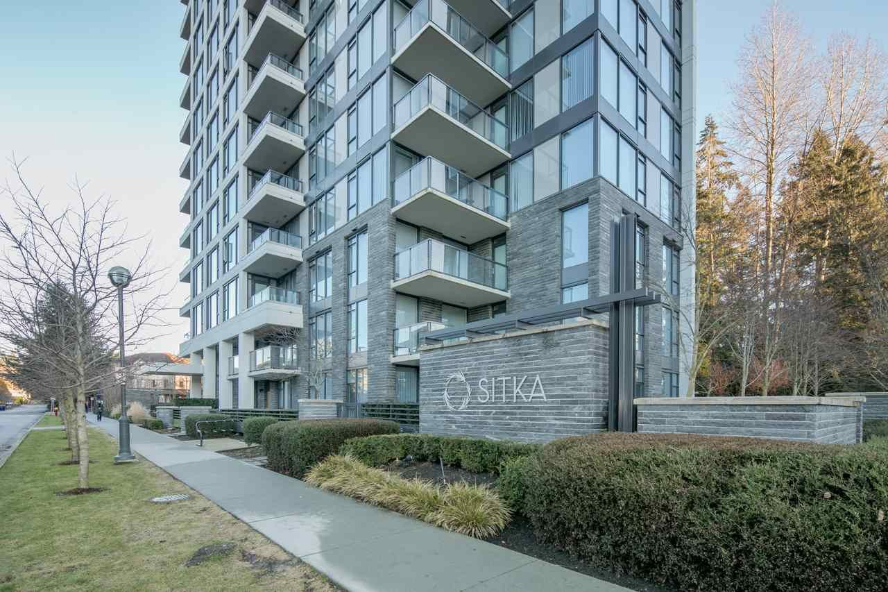 "Main Photo: 801 5868 AGRONOMY Road in Vancouver: University VW Condo for sale in ""SITKA"" (Vancouver West)  : MLS®# R2133342"
