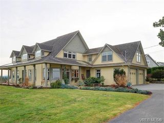 Photo 1: 2177 Newman Rd in SAANICHTON: CS Saanichton House for sale (Central Saanich)  : MLS®# 750019