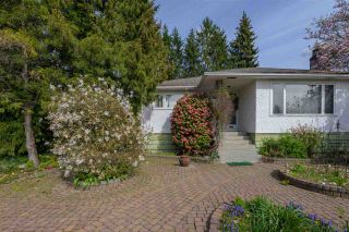 Photo 1: 4724 MAHON AVENUE in Burnaby: Deer Lake Place House for sale (Burnaby South)  : MLS®# R2360325