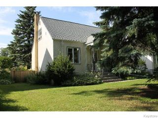 Photo 2: 547 Montague Avenue in WINNIPEG: Fort Rouge / Crescentwood / Riverview Residential for sale (South Winnipeg)  : MLS®# 1518841