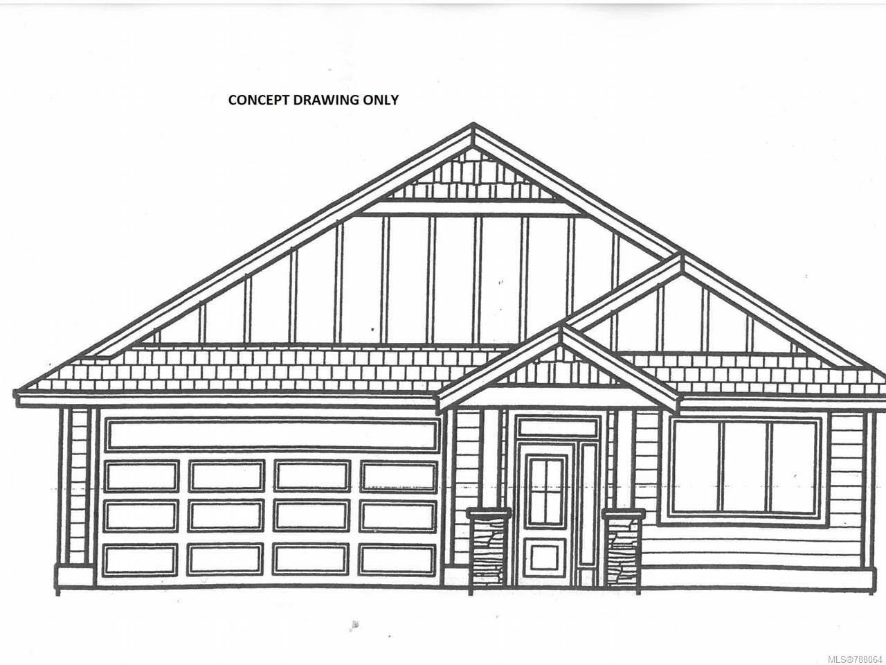 Main Photo: 4167 CHANCELLOR Crescent in COURTENAY: CV Courtenay City House for sale (Comox Valley)  : MLS®# 788064