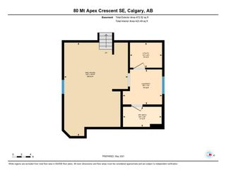 Photo 34: 80 Mt Apex Crescent SE in Calgary: McKenzie Lake Detached for sale : MLS®# A1104238