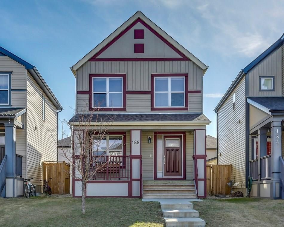Main Photo: 188 COPPERPOND Road SE in Calgary: Copperfield House for sale : MLS®# C4182363