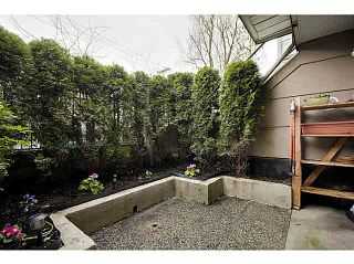 Photo 20: 3163 LAUREL Street in Vancouver: Fairview VW Townhouse for sale (Vancouver West)  : MLS®# V1127943