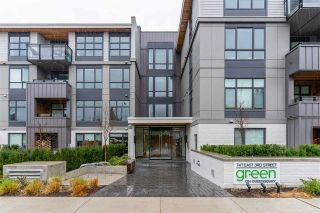 """Photo 1: 314 747 E 3RD Street in North Vancouver: Queensbury Condo for sale in """"GREEN ON QUEENSBURY"""" : MLS®# R2561322"""