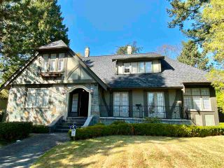Main Photo: 1667 W 40TH Avenue in Vancouver: Shaughnessy House for sale (Vancouver West)  : MLS®# R2567157