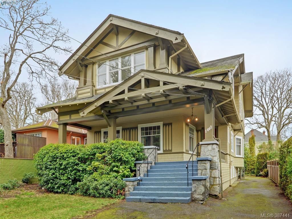Photo 1: Photos: 1442 Rockland Ave in VICTORIA: Vi Rockland House for sale (Victoria)  : MLS®# 778533